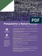 revista psiquiatria