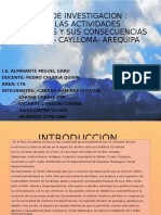 Volcanes Sismos Antayhua Tavera