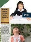 Surat-surat Paulus Untuk Anak-Anak (Bagian 1)