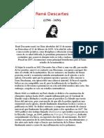 René Descartes (Resumen)