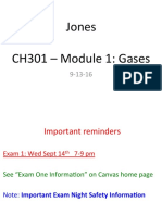 Lecture 6. 9-13-16 Gases (1)