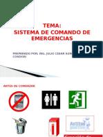 Sistema de Comando de Emergencias
