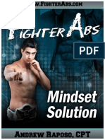 Fighter Abs Mindset Solution