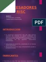Procesadores RISC