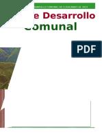 PDC de Ccahuanati