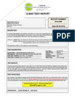 Richard Montgomery High School G-Max Test Report 2016