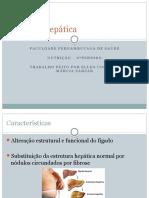 Cirrose Hepatica (1)