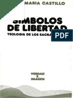 SÍMBOLOS DE LIBERTAS, Teología de los Sacramentos