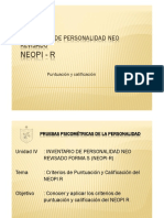 Neopi-r Puntuación (1)