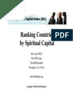 RM SCI Ranking