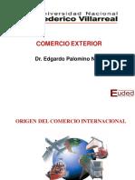 SEMANA 1- Comercio Internacional