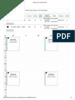 Bulldog Course Schedule Planner