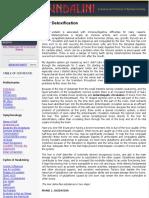 Biology of Kundalini - Liver Detoxification