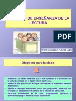 Métodos de Enseñanza a La Lectura, 2612