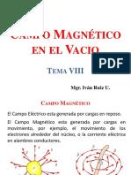 Campo Magnetico en El Vacio