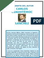 Tiempo de Ganar Carlos Cautemoc Snachez