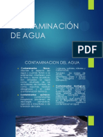 Contaminacion de Agua 32799
