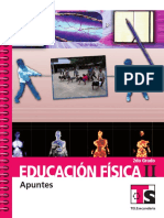 Educación Física 2° Telesecundaria.