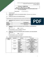 1. Formato Snip 03-Pip Cuyes - Apurimac 2014 Corregido Final