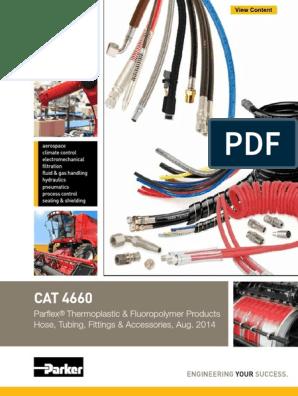 """Parker Parflex 213BU-2-2 Parker Reusable Hose end Steel Fitting 1//8/"""" /& 1//8/"""" npt"""