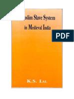 Muslim Slave System in India