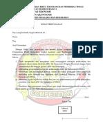 Surat Pernyataan Adc 2016