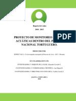 Monitoreo de Aves Acuaticas Reporte de 6 Anyos GVI-final