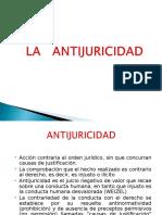 Antijuridicidad