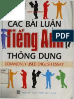 Các bài luận tiếng Anh thông dụng Phần 1 - Trịnh Thị Phượng.pdf