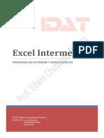 Manual Excel Intermedio 2013