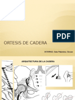 Ayudas Biomecanicas - Ortesis de Cadera