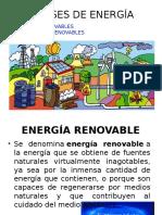 Clases de Energias 2016