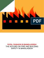 Fatal Fashion in Bangladesh DEF