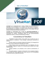 Que Es VirtueMart