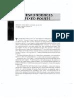 Correspondencias y Puntos Fijos-Obligatorio
