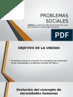 Clase 1 Problemas Sociales