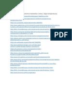 Bibliografía Microorganismos Resistentes a Altas y Bajas Temperaturas