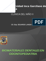 Biomateriales Niño 2