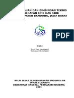 Makalah CPIB-CBIB Kab. Bandung