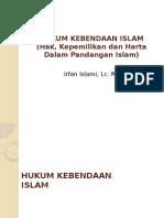 3. Hak, Kepemilikan Dan Harta Dalam Pandangan Islam