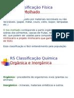 2 - Classificacao RSU
