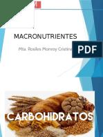 Macro Nutrient Es