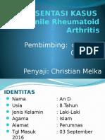 Arthritis Rheumatoid Juvenile