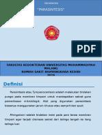 THT - Parasintesis