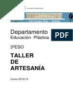 Taller Artesania 3eso 12-13