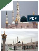 Madinah Tul Munawarah Pictures by Muhammad Wajeeh Attari - Daharki