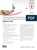 ISO9001 Mapping Guide FDIS NEW July 2015
