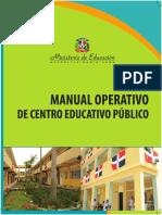 MANUAL OPERATIVO DE CENTRO EDUCATIVO PUBLICO.pdf