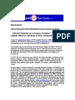 MundoOfertas y El consumidor Maduro Abril 2010