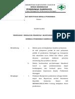 Sk Indokator Prioritas Monitoring Dan Penilaian Kinerja YES